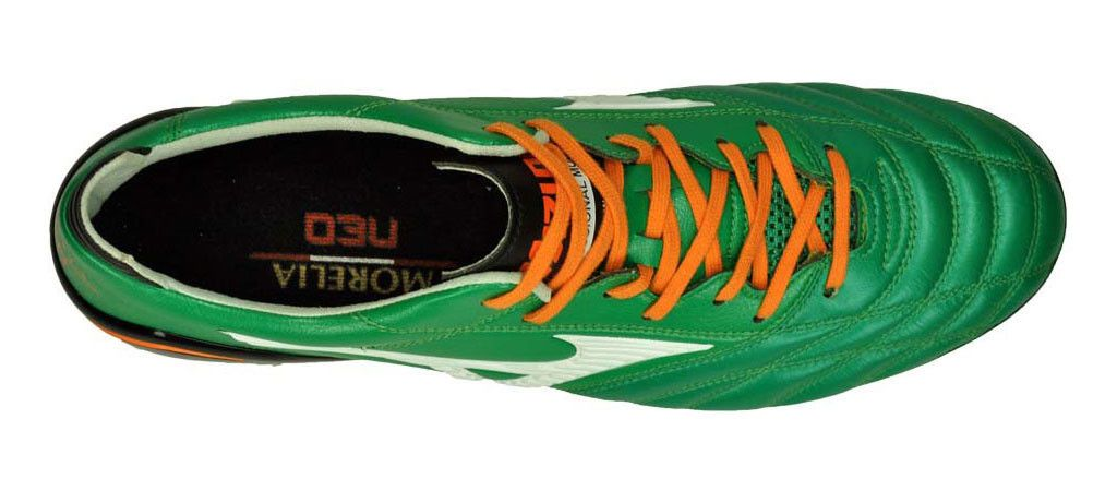 Mizuno-Morelia-Neo-2-Green-White-Orange-Black-3